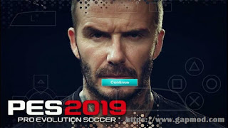 PES 2019 Mod JBWPES 2.0 Camera for PSP Android