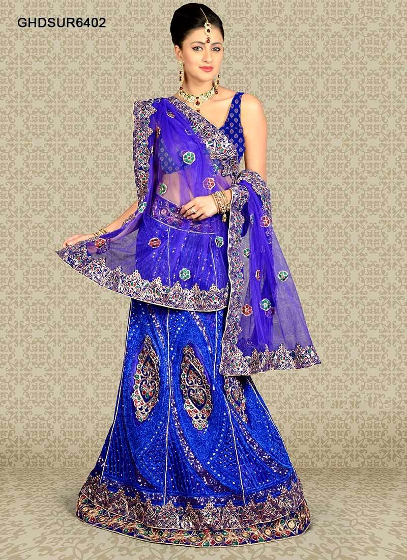 Indian Bridal Lehenga Collection 2013