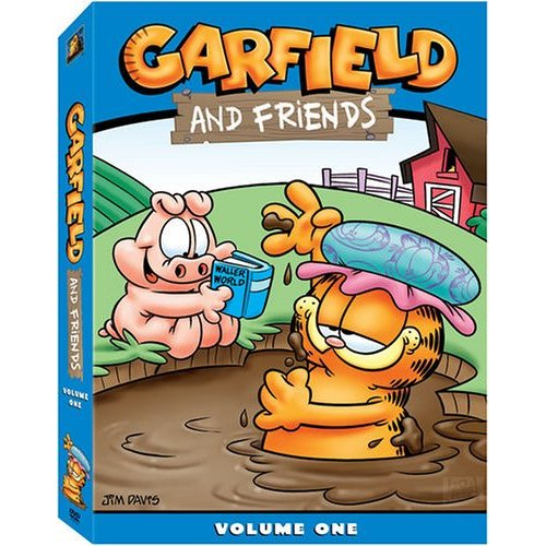 Saturday Mornings Forever Garfield And Friends