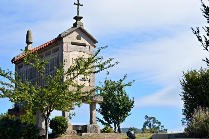 Planes al aire libre: Isla de Medal en Pontevedra