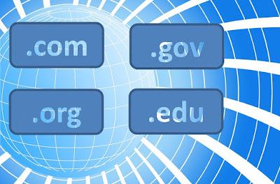 Kode Negara Internet dan nama domain nya masing – masing