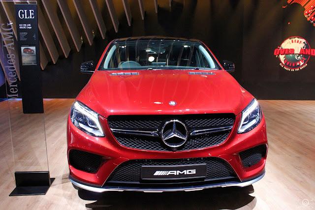 Auto Expo 2016, india, shashank mittal, shashank mittal photography, Mercedes GLE