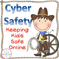 "Cyber Safety ""Keeping Our Kids Safe Online"" Teaching Digital Citizenship"