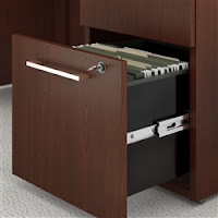Bush File Cabinet Drawer
