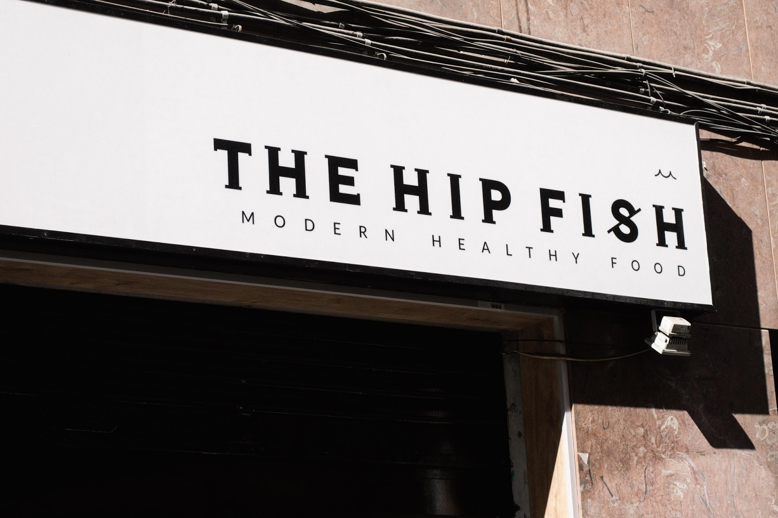 The Hip Fish Restaurante Barcelona