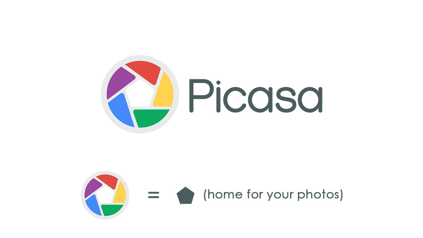 Picasa Logo Concepts