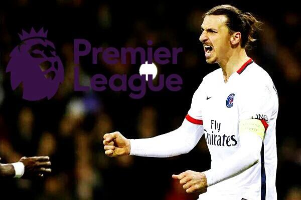 Ibrahimovic na Premier League: um casamento provável?