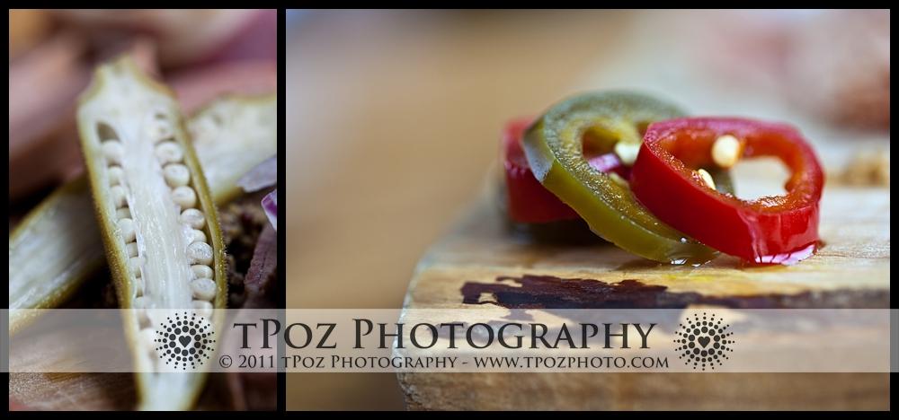 Baltimore Food Photography at Blue Grass Tavern