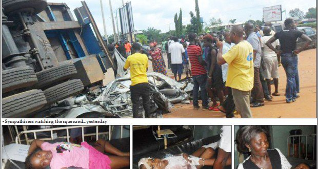 fatal accident awka anambra