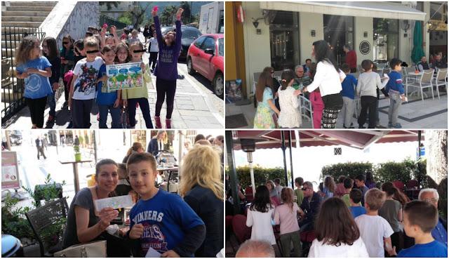 Ηγουμενίτσα: Γέμισε χαμόγελα και φωνές το κέντρο της πόλης