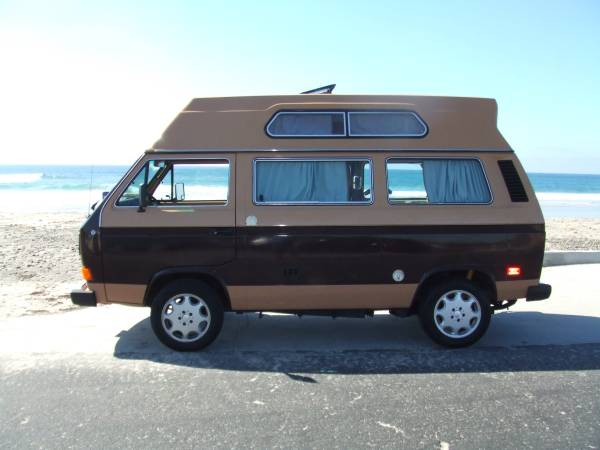 Used RVs 1984 VW Vanagon Camper For Sale by Owner