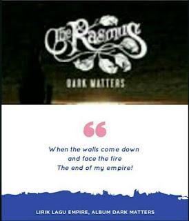 11 Lagu The Rasmus yang asyik ala Fenni Bungsu, daftar lagu The rasmus yang enak didengar, lirik lagu the rasmus, lagu terbaru the rasmus, lirik lagu terbaru the rasmus,