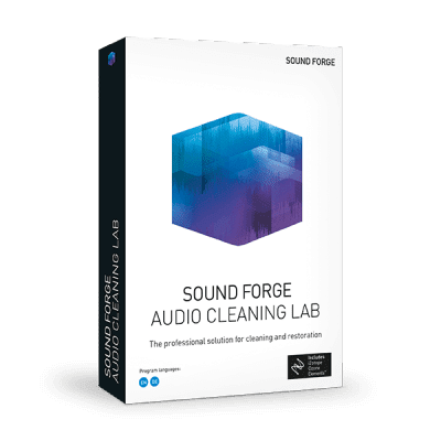 Download SOUND FORGE Audio Cleaning Lab Full version