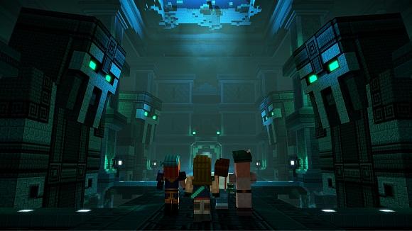 Minecraft Story Mode Season Two Episode 1 PC Full Version Screenshot 2