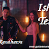 Ishare Tere Guitar Chords With  Lyrics Guru Randhawa ft. Dhvani Bhanushali