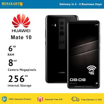 Huawei Mate 10 Porche Design, 256GB, 6GB RAM