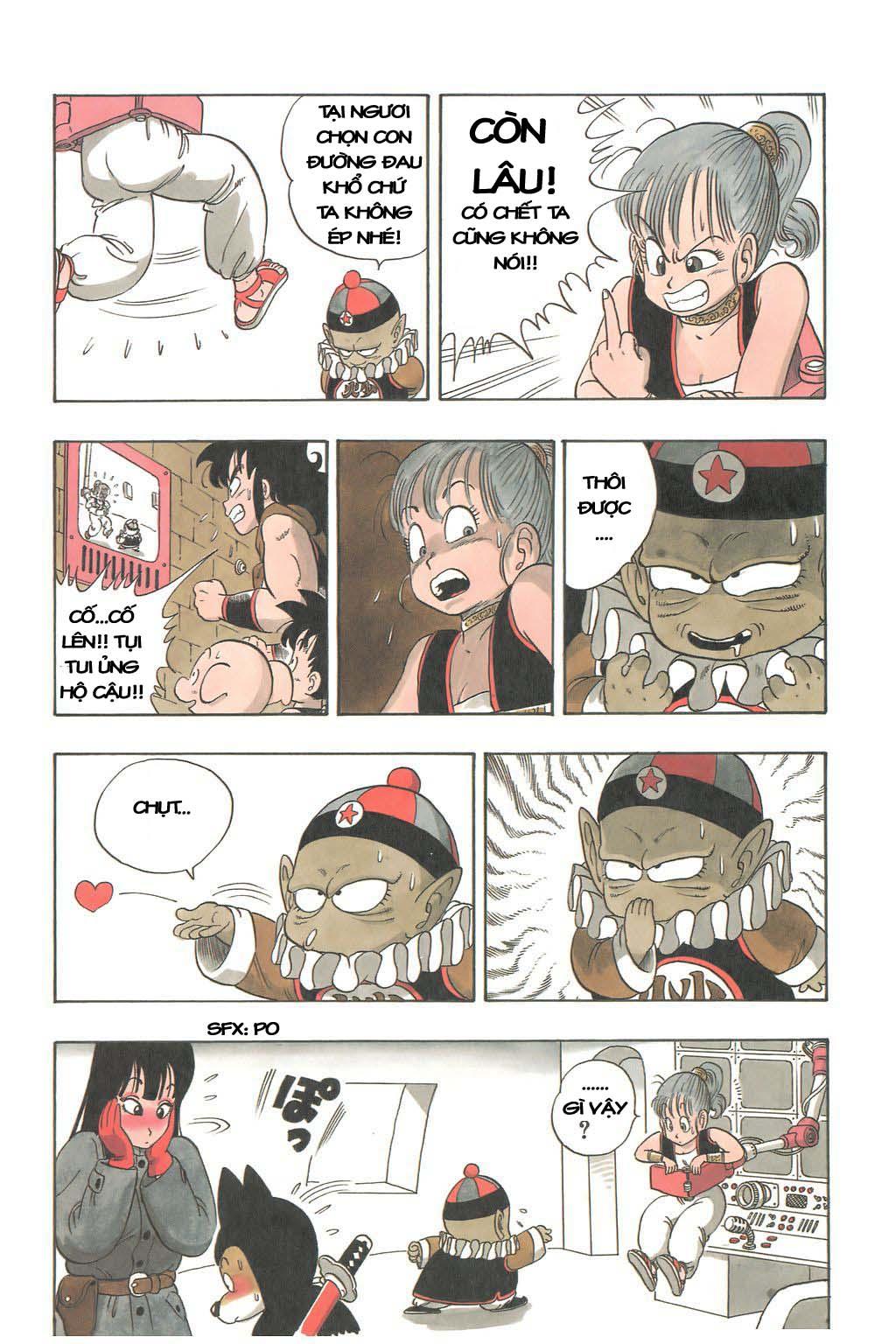 Dragon Ball chap 19 trang 7