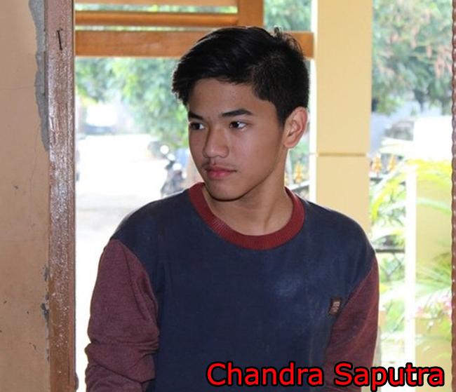 Chandra Saputra pemeran Tito