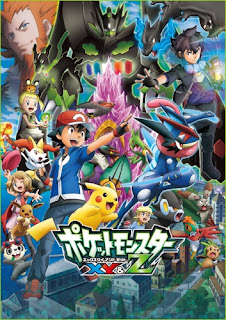 Pokemon XY&Z Episode 1