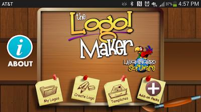 logomaker-aplikasi pembuat desain logo android terbaik