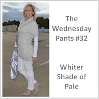 Sydney Fashion Hunter - The Wednesday Pants #32 - Whiter Shade Of Pale