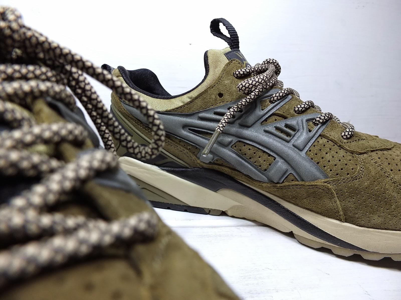 buy popular 1214a 9a8f7 PROCEED Sneakers & Supplies: Footpatrol x ASICS Gel Kayano ...