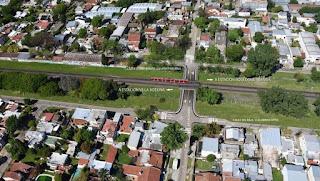 Construyen un túnel que agilizará el tránsito en Villa Adelina