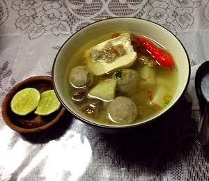 Kuliner Indonesia - Bapatong