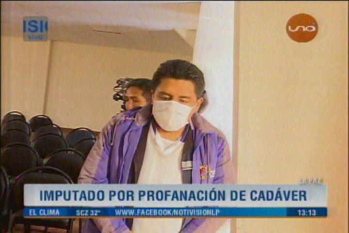 Video de necrofilia. Enfermero del Hospital de Clínicas acusado de vejacion sexual