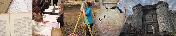 UnivArchéo: le premier service public d'archéologie préventive universitaire en France