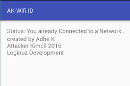 APK AK-Wifi.Id Loginner for Android