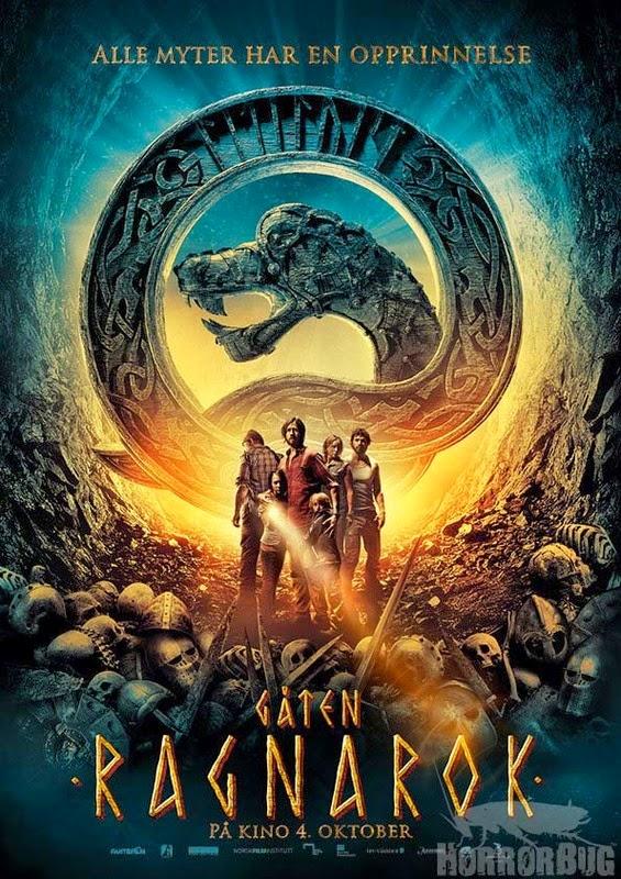 Gaten Ragnarok - La Leyenda de Ragnarok [2013][DVDRip][Castellano][Aventuras][Estreno]