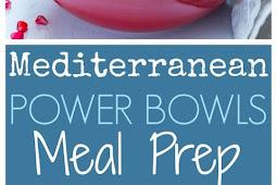 Mediterranean Green Power Bowls Recipe