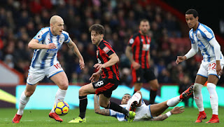 Watch Bournemouth vs Huddersfield live Streaming Today 04-12-2018 Premier League