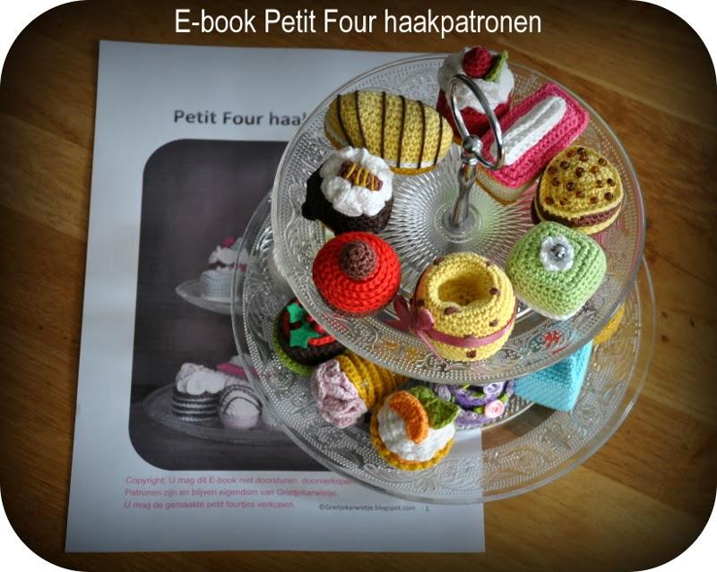 Grietjekarwietjeblogspotcom Petit Fours Gebundeld