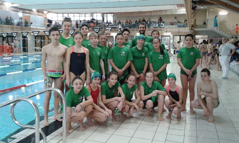 Les derni res nouvelles ecn club de natation ecn - Club piscine laval heures d ouverture ...