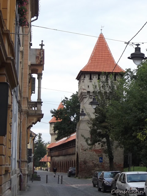Sibiu - Turnul Olarilor - blog FOTO-IDDEA
