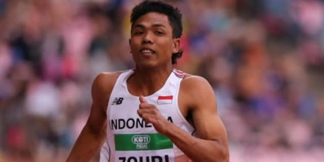 TGB berikan bonus Rp 200 juta buat atlet Lalu Muhammad Zohri
