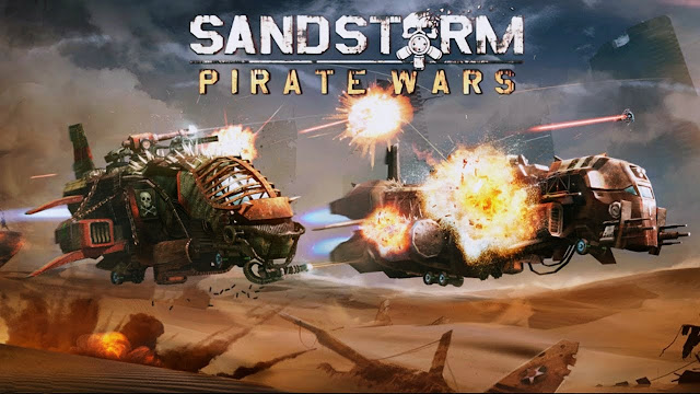 Tormenta de arena: Pirate Wars