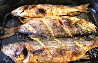 truco pescado horno