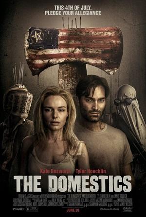 The Domestics (2018) จะหนีจะฆ่ามึงเลือกเอา [ ซับไทย ]