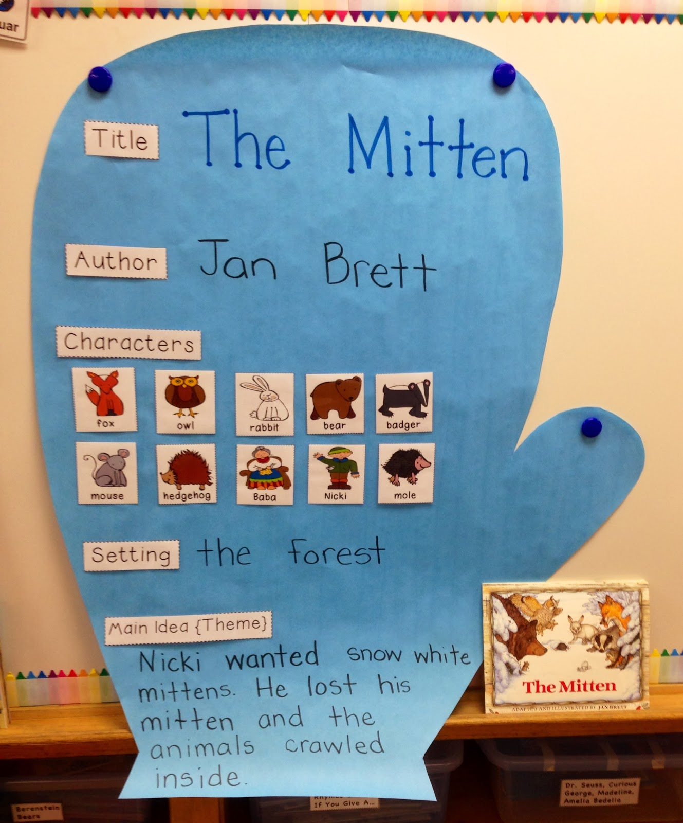 A Spoonful Of Learning The Mitten Amp Mlk Freebies