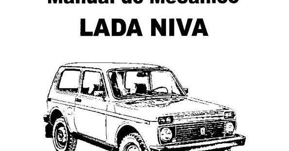 MANUAIS DO PROPRIETÁRIO: MANUAL MECÂNICO LADA NIVA