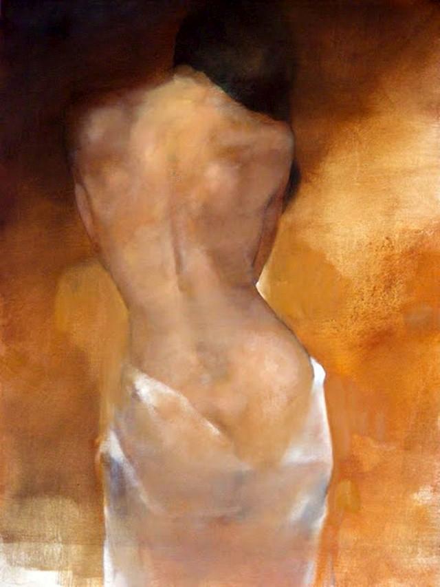 Современный британский художник. Bill Bate