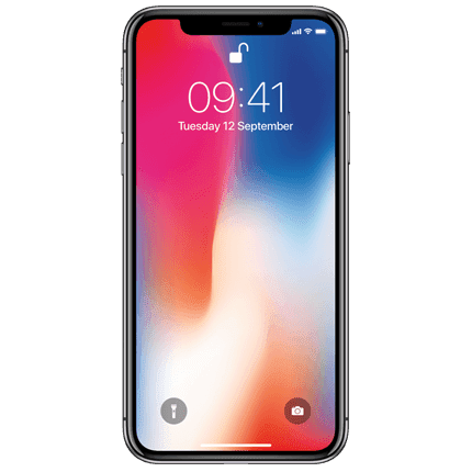 iPhone X[64GB]