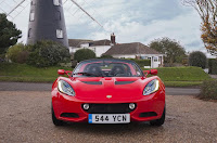 2016 Introduce Lotus Elise Sport and 220 Edition front red view