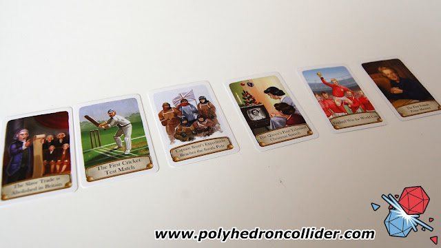 Timeline: British History card game Review