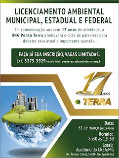 evento sobre licenciamento ambiental em BH