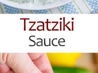 Best Tzatziki Sauce (Greek Cucumber Salad)