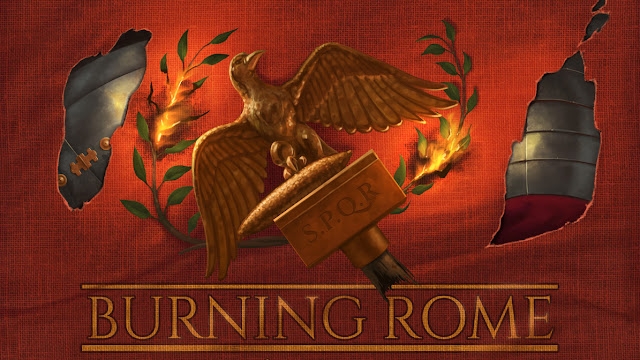 Burning Rome Kickstarter Review